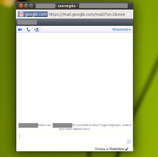 Google Talk Ubuntu 11.04