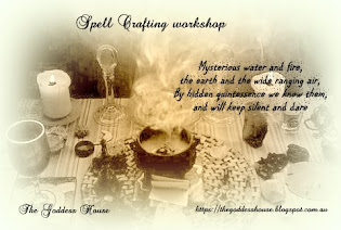 JULY: Spell Crafting Workshop