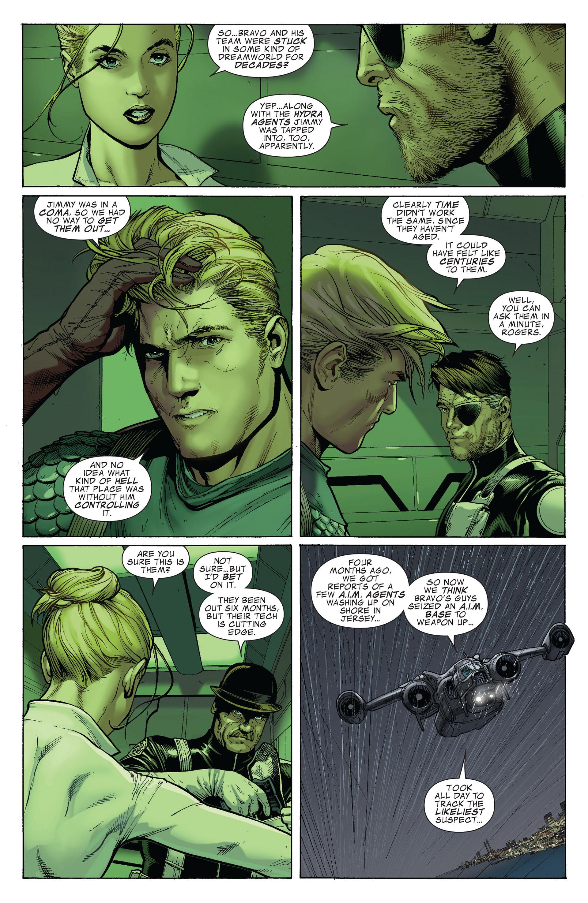 Captain America (2011) Issue #2 #2 - English 10