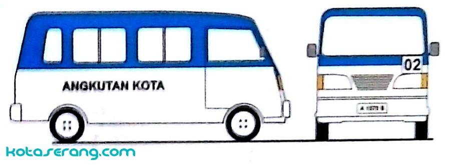 Gambar Angkutan Umum No.2