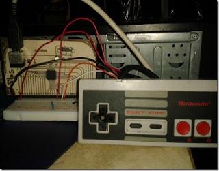 controle NES USB PIC18F4550