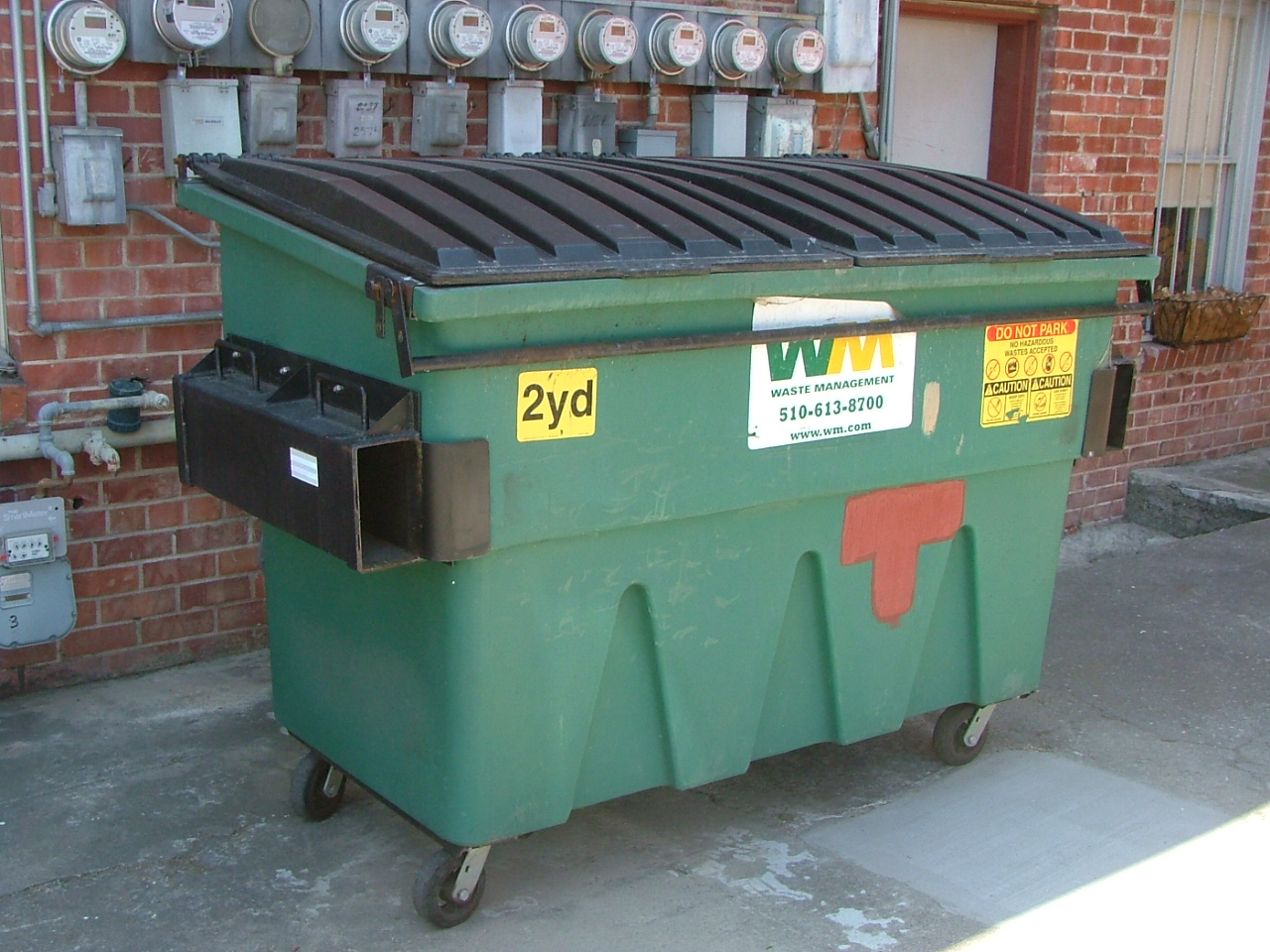 Dumpster Images - Reverse Search