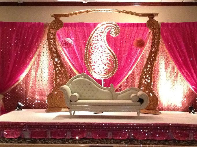 Sonal J. Shah Event Consultants, LLC: Backdrops