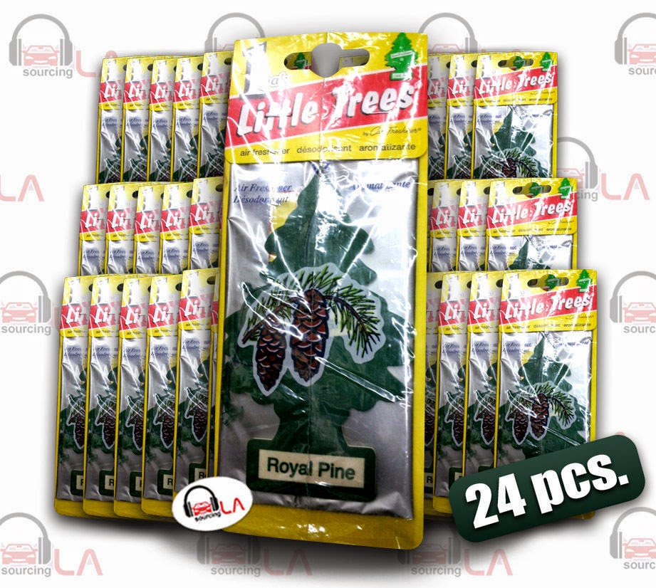 http://www.ebay.com/itm/Little-Trees-Hanging-Car-and-Home-Air-Freshener-Royal-Pine-Pack-of-24-/141460351352