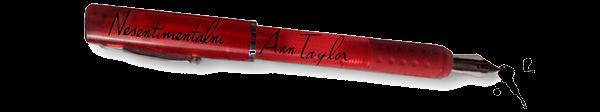 Nesentimentální Ann Taylor