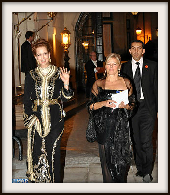 caftan royal