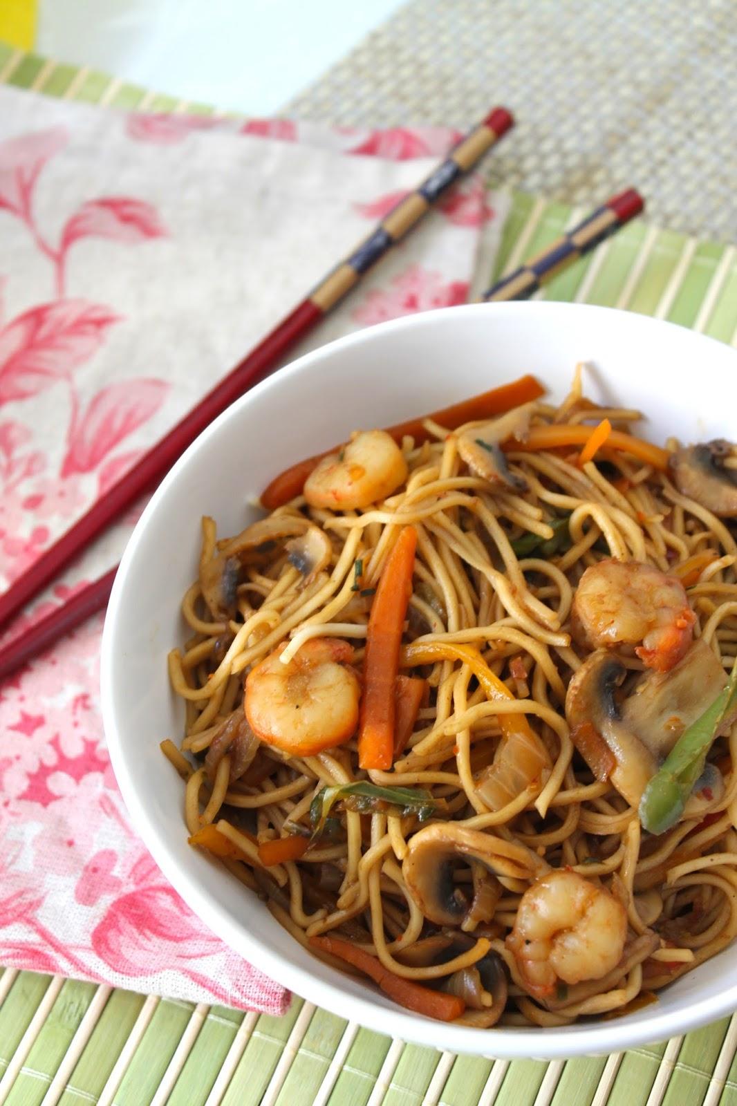Orielo 39 s kitchen recetas sin lactosa cocina con for Cocinar wok en casa