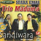 CD Musik Album Pop Batak - Suara Emas (Sandiwara)