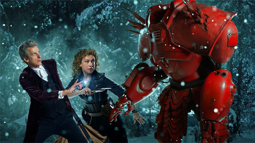 TheDoctor_RiverSong_DoctorWho_ChristmasSpecial