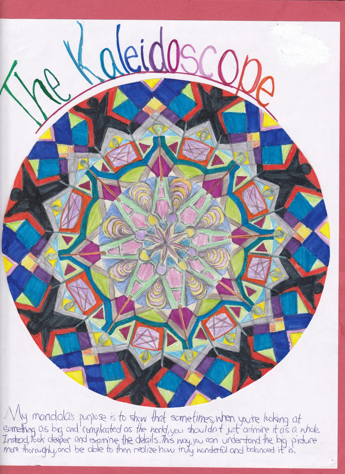 Math is Everywhere (A First-Week Math Project for Upper Grades ...