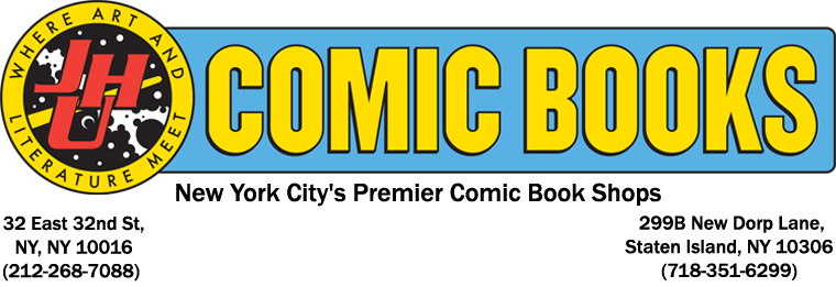 <center>JHU Comic Books</center>