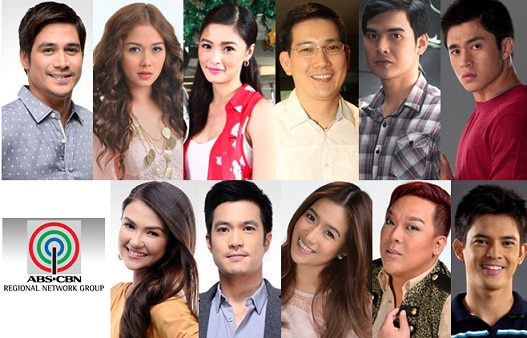 Piolo, Kim, Angelica, Sir Chief and other ABS-CBN big stars celebrate 'Araw ng Dabaw' 2013