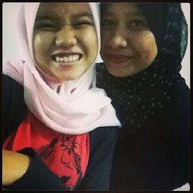 Me & Aishah