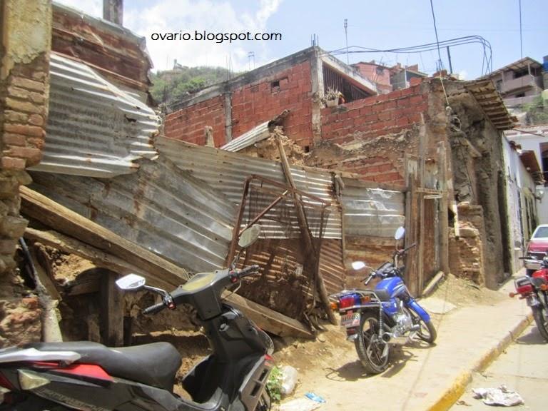 Luego de 16 años de revolución Caracas y la Guaria lucen muy mal  IMG_9512