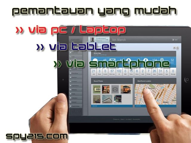 WEB PEMANTAU SIMPLE