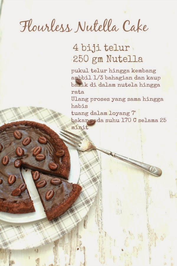 http://www.azlitamasammanis.com/2014/04/flourless-nutella-cake-with-caramel.html