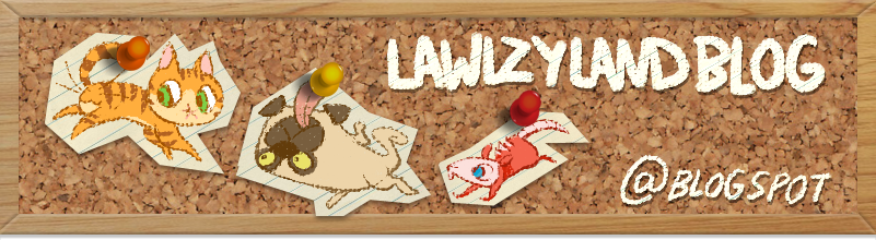 Lawlzy Land Blog