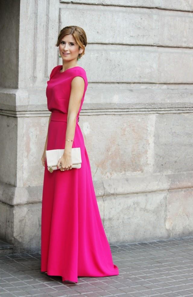 Blog de moda y lifestyle vestido largo de fiesta for Boda en jardin de noche como vestir