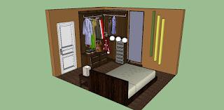 Per 39 in d co avant apr s chambre adulte n 2 - Decoration chambre adulte zen ...