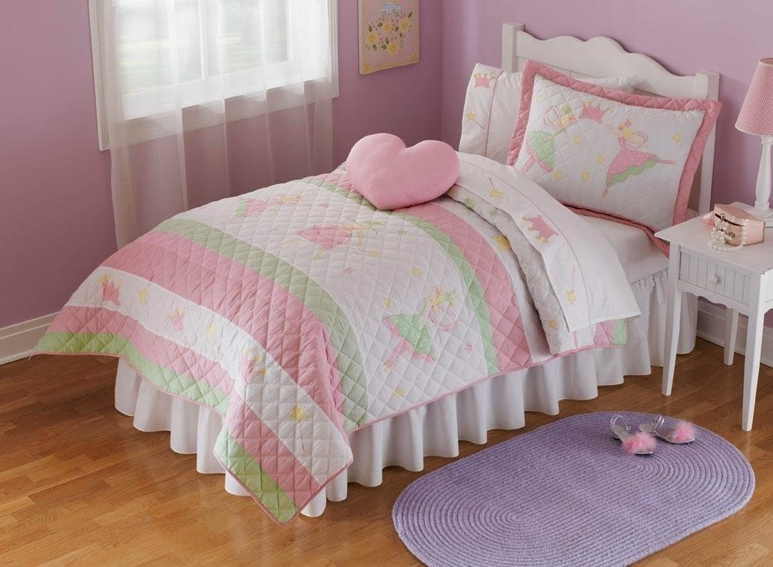 Ballerina Themed Bedding