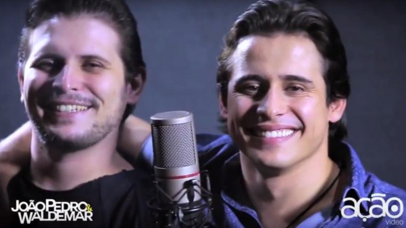 João Pedro e Waldemar - Cê Vai Me Xingar