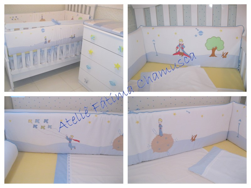 Quarto De Bebe Do Pequeno Principe ~ Atelie F?tima Chamusca Quarto de beb? Pequeno Principe