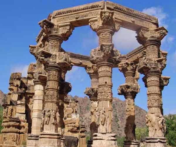 Image result for kiradu mandir rajasthan