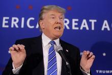 Donald Trump hits out at Associated Press