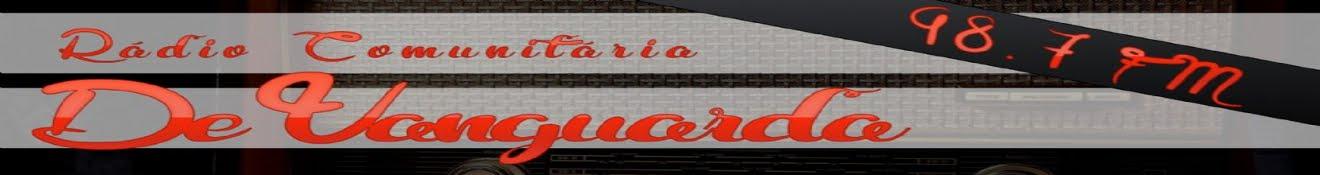 RÁDIO COMUNITÁRIA DE VANGUARDA