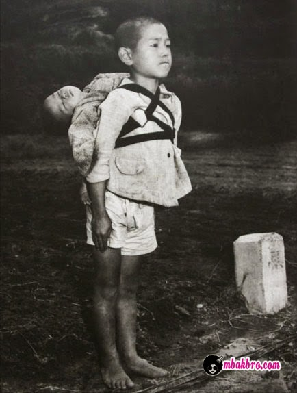 dua bersaudara di Nagasaki