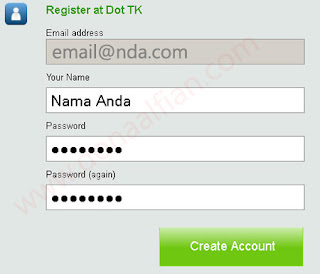 Membuat Website di 000webhost  Domain dot tk