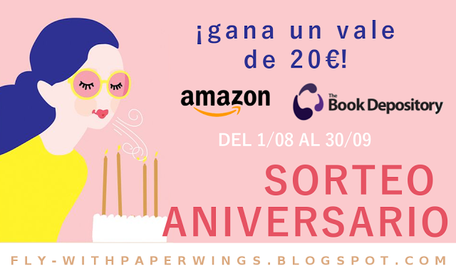 Sorteo en 'Fly With Paper Wings' :)