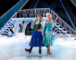 FLASH GIVEAWAY: WIN 4 Tickets ($160 Value) To Opening Night of Disney On Ice presents Frozen