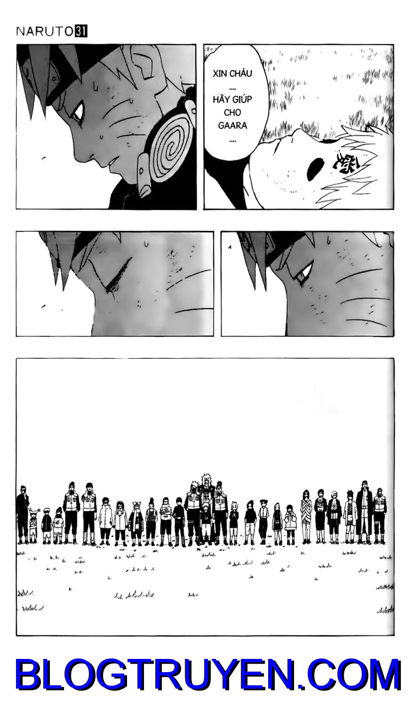 Naruto chap 279 Trang 11 - Mangak.info