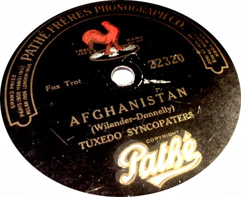 Tuxedo Syncopaters - Afghanistan / When My Baby Smiles At Me