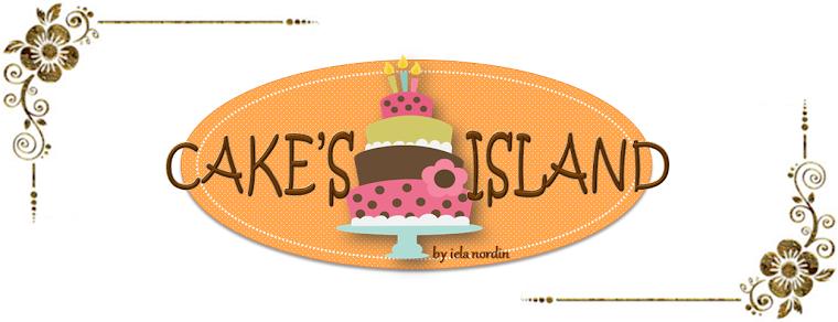 Cake's Island by Iela Nordin