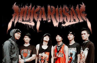 download mp3 Muka Rusak Band Metalcore Cikarang biodata personil artwork foto wallpaper