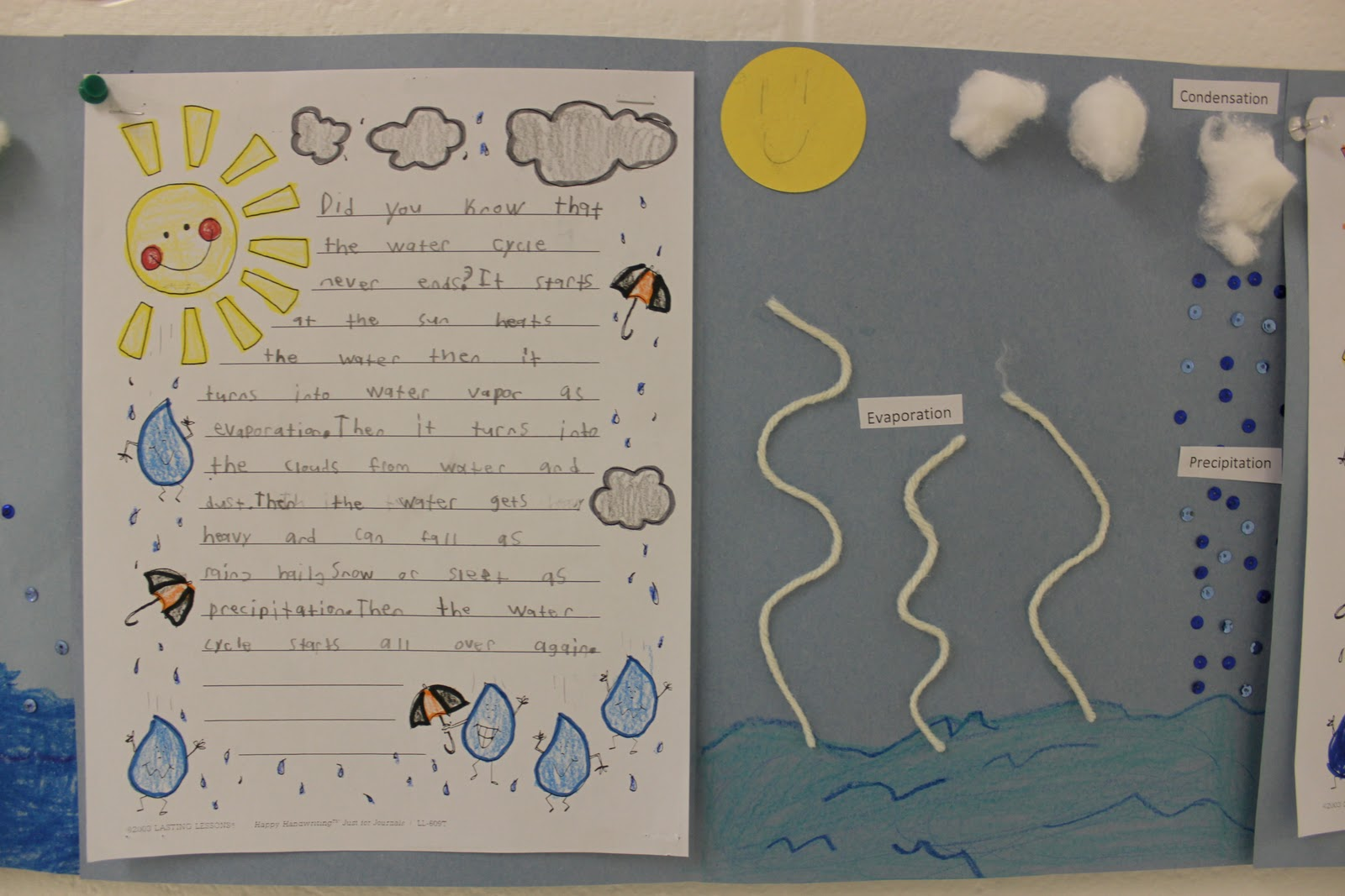 write about water cycle write printable water cycle water simply second grade the water cycle on write about water cycle