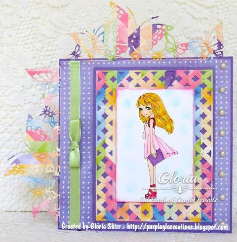 1st Featured Card - My Sheri Crafts