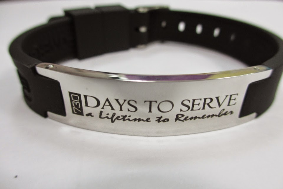 Days To Serve