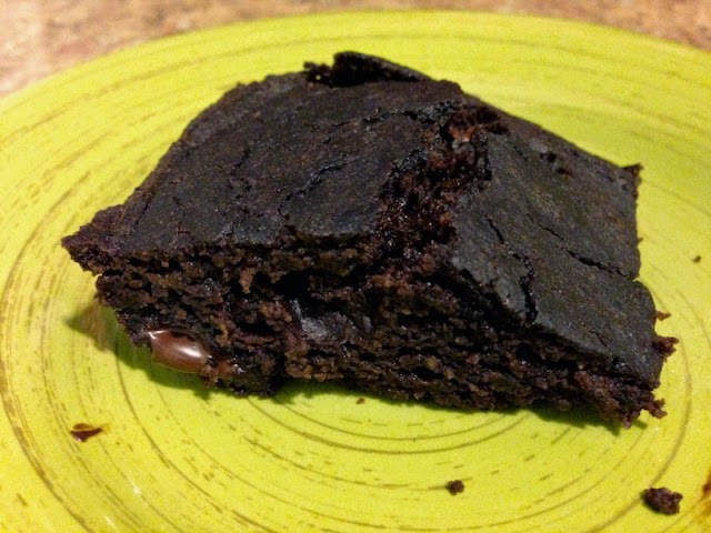 Featured Recipe | Black Bean Brownies from Brooklyn Locavore #SecretRecipeClub #recipe