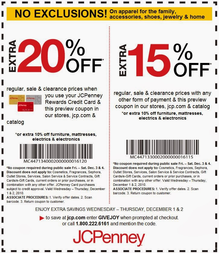How to use a JCPenney Coupon: Enter the promo code found on regey.cf in the