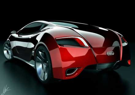 Audi on Audi Locus Concept Car By Ugur Sahin   Car