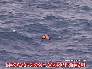 Thumbnail image for Pesawat AirAsia QZ8501 Ditemui, Lebih 40 Mayat Dibawa Keluar Dari Laut