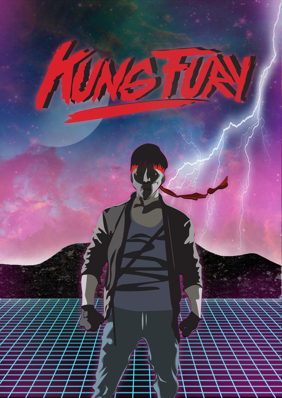 Kung Fury – HD 720p