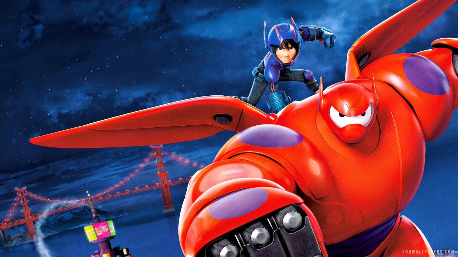 Big Hero 6 Images Icons Wallpapers and Photos on Fanpop - big hero 6 hiro baymax wallpapers