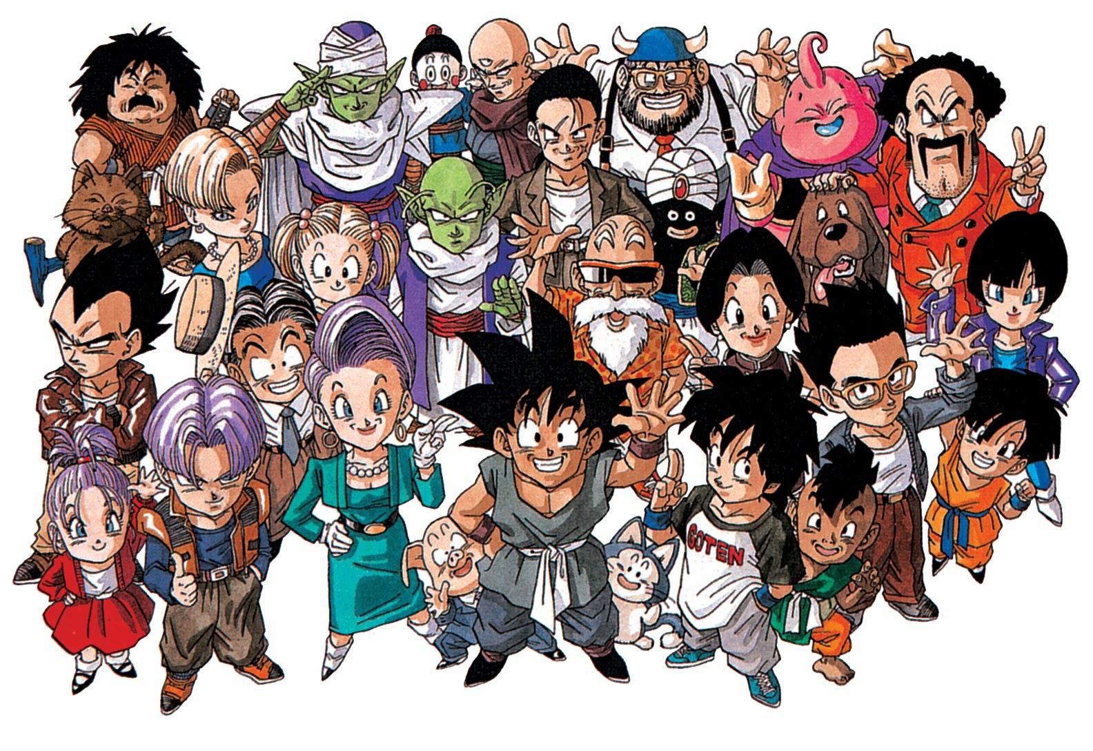 Dragon Ball Blog Theories Intentadole dar sentido a lo sin