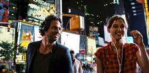 Mark Ruffalo y Keira Knightley en Begin Again