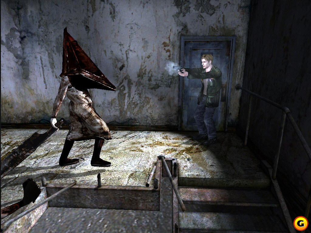 Surreal Game: Silent Hill 2 / PC / Completo / Torrent