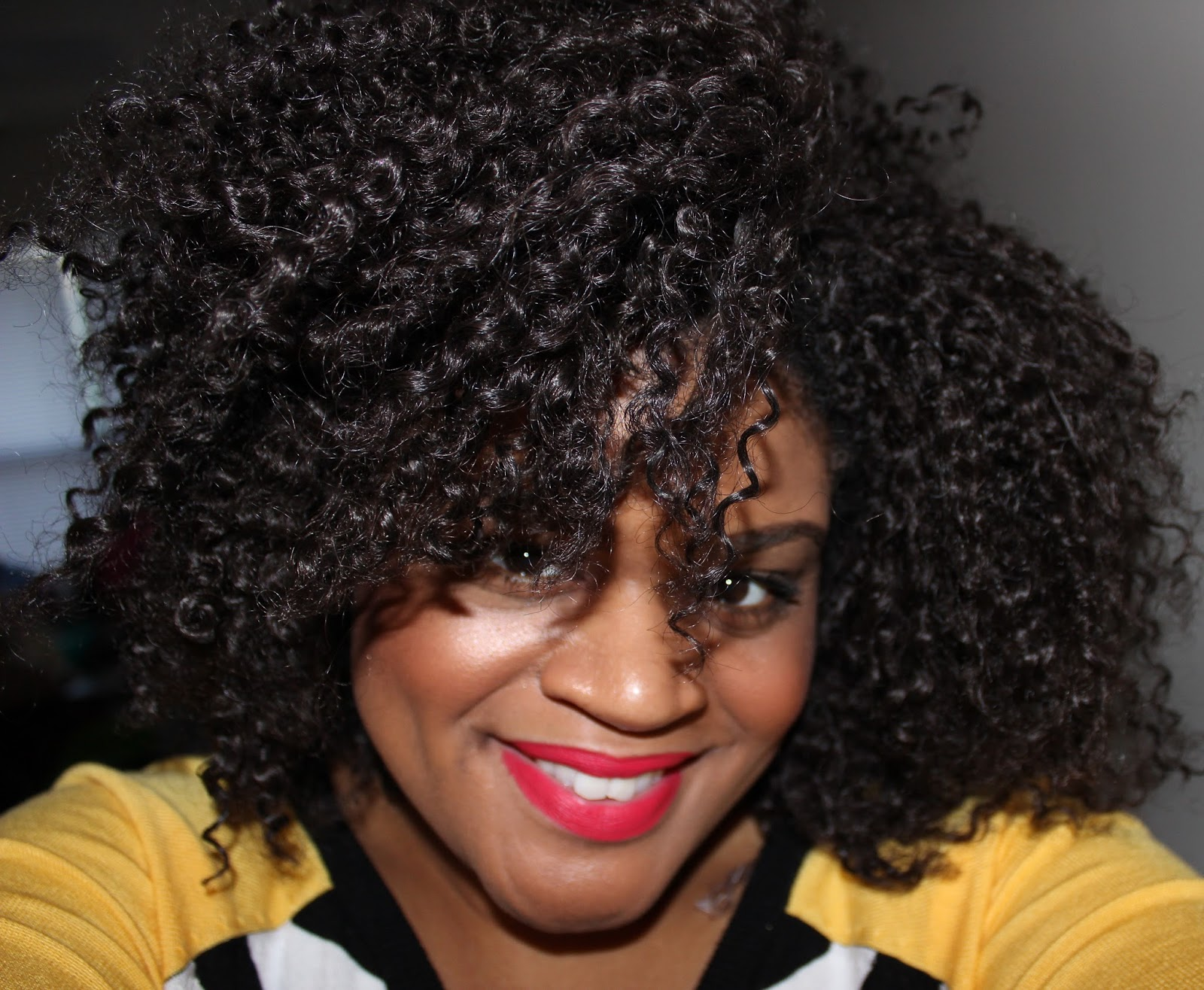 Below are simple steps I am taking to maintain my crochet braids :